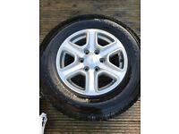 Ford Ranger 4 Alloys wheels