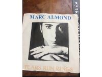 Marc Almond Tears Run Rings 1988 Record