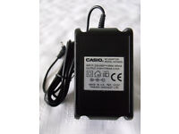 CASIO AD-K65EL AC ADAPTOR – NEW (But Missing Original Box)