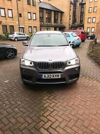 BMW x3 35M