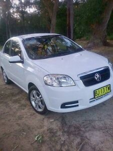 2011 Holden Barina Tk  4cyl 5 speed manual Basin View Shoalhaven Area Preview