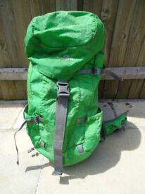 Kathmandu Altai 50L Rucksack / Bag Ideal for Hiking, Travelling, Camping etc...