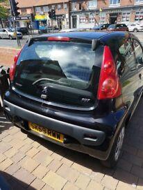 Peugeot 107 2009 1.0lt 12v urban 3dr