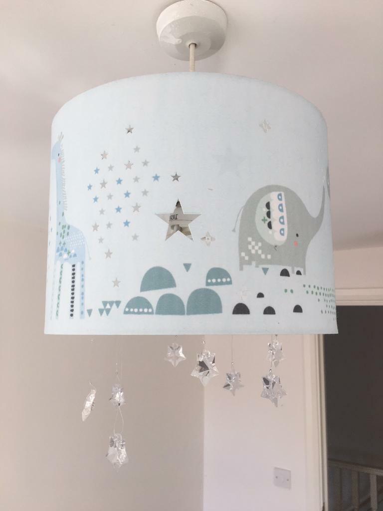 M S Nursery Light Shade In Shorpe Lincolnshire Gumtree