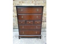 Stag furniture 7 drawer chest drawers