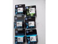 HP Printer (901) Cartridges for sale