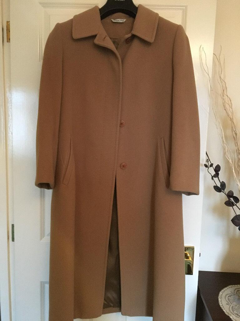 Ladies Armonia Cashmere Coat