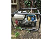 CHEAP!!! Generator & PFT Knauf Plastering Drill{used} both for £400
