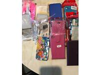 Job lot of Various iPhone 4/s cases.