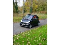 Smart four two convertible
