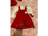 9-12 months Christmas outfits..