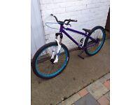 NS metropolis dirt jump bike .mountain bike . Bmx