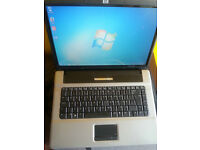 HP COMPAQ 6720S LAPTOP, WINDOWS 7. WIRELESS READY. 15.4""