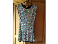 Sequinned Party dress