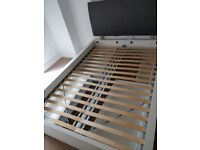 Ikea Double bed - malm