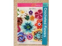 TWENTY TO MAKE CROCHET FLOWERS BY JAN OLLIS - BRAND NEW