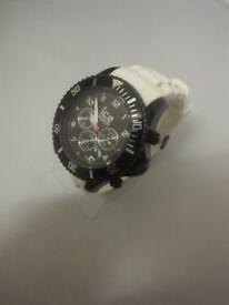 Genuine ICE Watch White Chronograph - Big - CH.BW.B.S.10 - RRP: £150.00