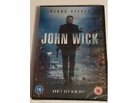 John Wick dvd