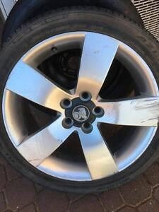 "19"" SSV Holden Commodore Series 1 wheels Loxton Loxton Waikerie Preview"