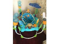 Jumperoo finding nemo