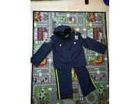 Child's police uniform