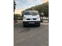 Renault Traffic Panel Van For Sale