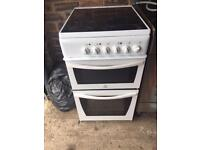 Indesit electric cooker (delivery available)