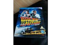 Brand new sealed Back to the Future Blu Ray