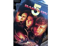 Babylon 5 Series 1, 2 & 3 Boxsets