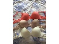 New 3 pack bra's