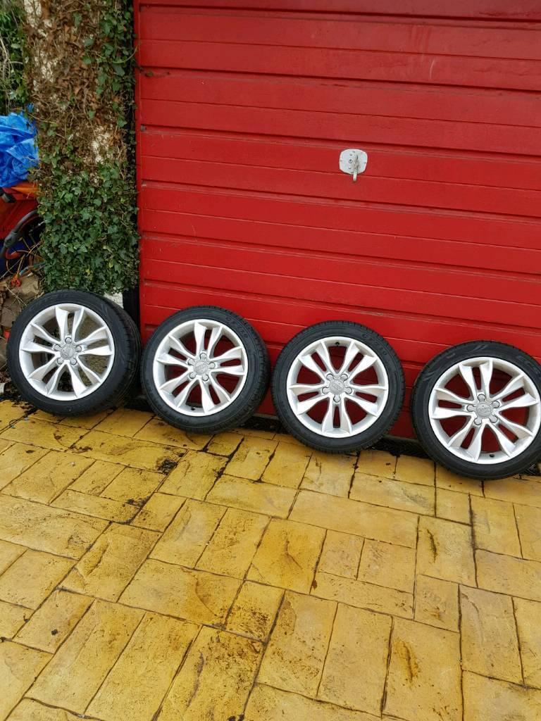 Audi a3 17 inch alloy wheels