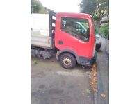 new shape Nissan Japan truck dropside truck pick up truck drop side truck 57 reg 1 owner from new