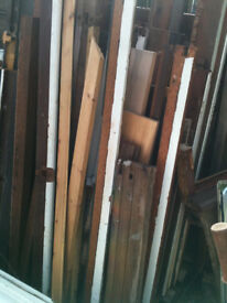 Quantity of usable wood (mainly hardwood)