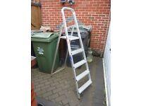 Step ladder.