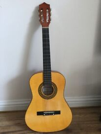 Childrens 3/4 size guitar