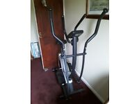 YORK FITNESS CROSS TRAINER EXCELLENT CONDTION