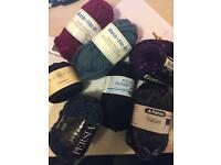 [RESERVED] Free to collector - yarn - random variety