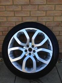 Range Rover Evoque Dynamic Alloy wheel