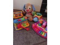 baby toddler toy bundle peppa pig..plus more