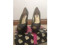 Ted Baker ladies high heels size 5 £35 ono