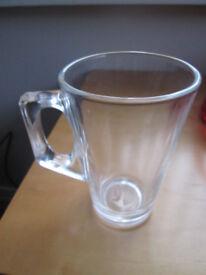 4x Brand New Latte or Hot Drinks Glasses for £6