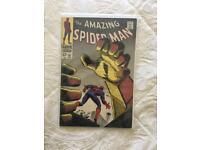 Amazing Spiderman #67 1968 Marvel comic