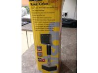 Knee Kicker for Carpet Installer, Very Good condition Only Used on one project
