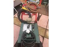 Pickhill bantam oil cooled electric welder 240v