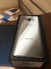 Samsung Galaxy S8 BRAND NEW IN BOX, NEVER USED