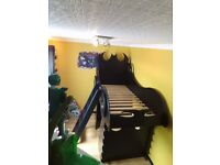 Kuds batman bed