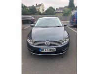 Volkswagen Passat CC GT BlueMotion 140bhp