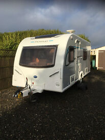 Bailey 430-4 Touring Caravan