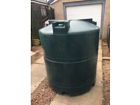 heating oil tank 1300 litres