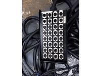 Stagg SBL 30/24x8 Tour Grade XLR Multicore Stagebox